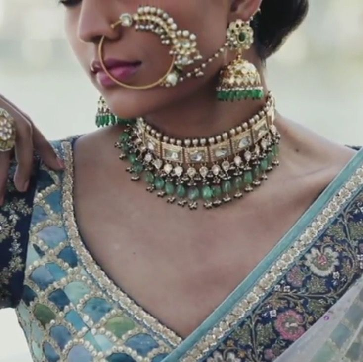 Sabyasachi 2017 Collection The Udaipur Story  #sabyasachi#couture2017#theudaipurstory#saree#bridalwear