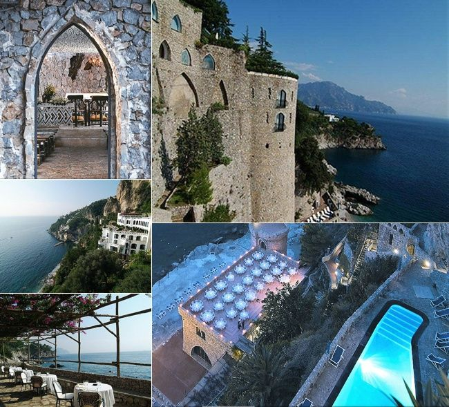Breathtaking Wedding Venues On The Amalfi Coast