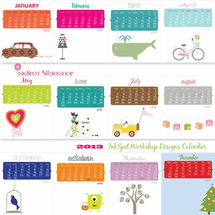 19 Best Mood Board Calendar Images On Pinterest