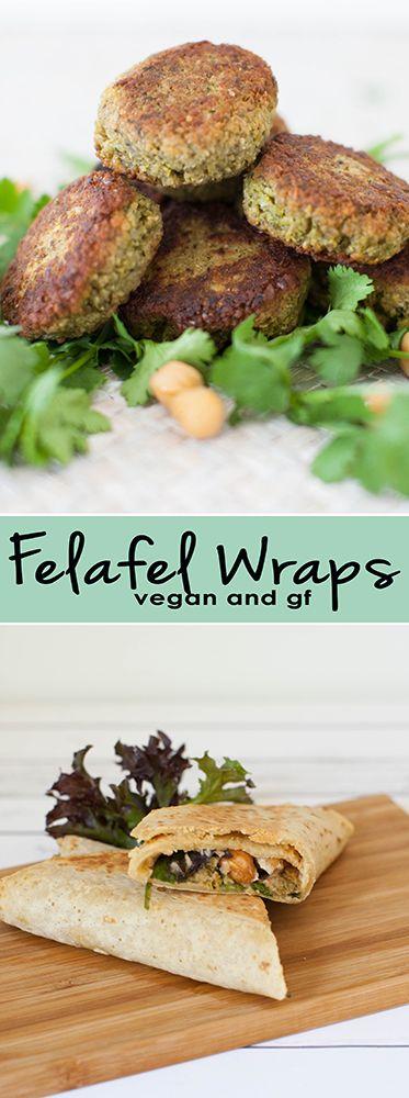 Wraps - Vegan & Gluten-Free