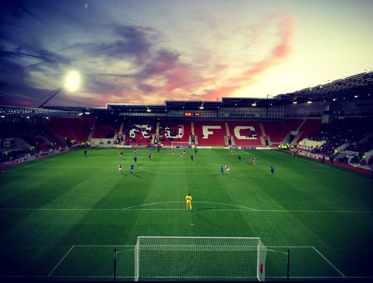 New York Stadium, Rotherham United FC