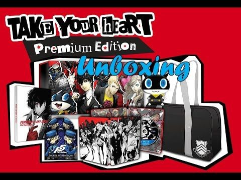 "Persona 5 | ""Take Your Heart"" Premium Edition 