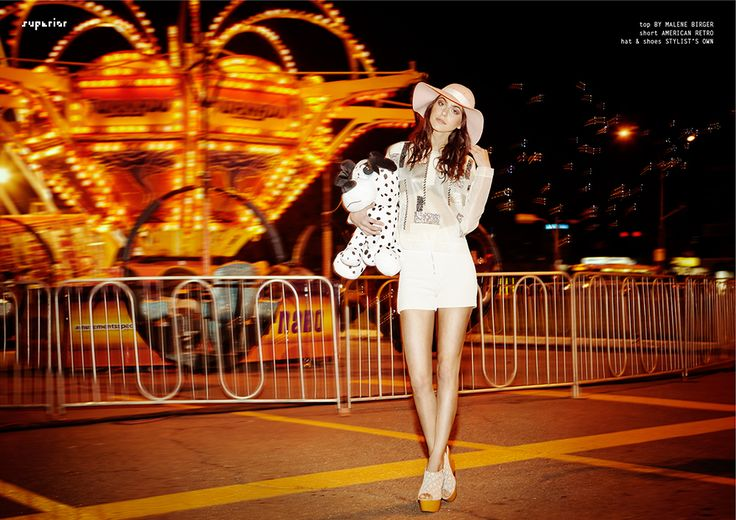 THE LAST CARNIVAL - Fashion Editorial by David Curleigh