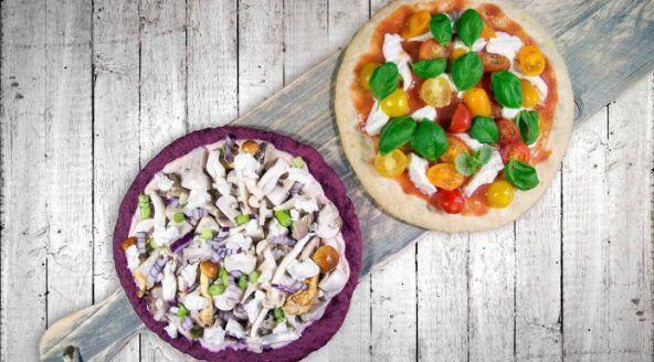 Recept: Zo maak je in een handomdraai een bloemkoolpizza - RTL Nieuws