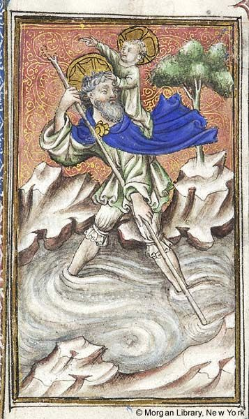Medieval Manuscript Images, Pierpont Morgan Library, Book of hours (MS M.866). MS M.866 fol. 139v
