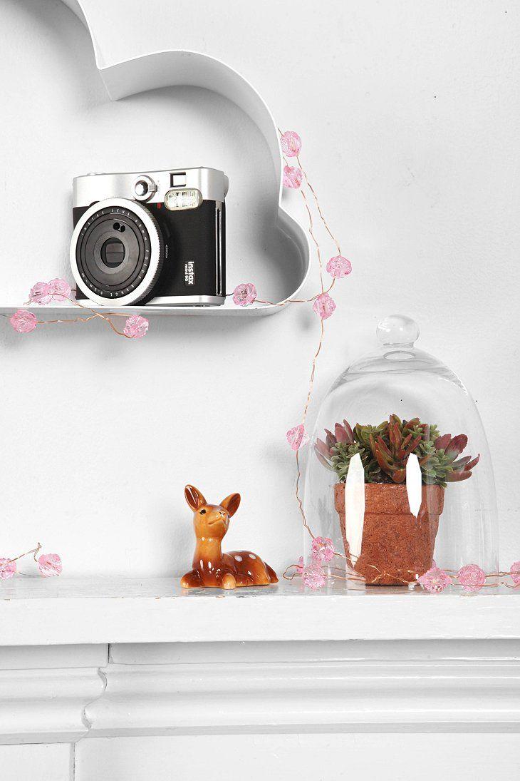 Rosebud string lights for the bedroom pinterest for Fairy lights urban outfitters us