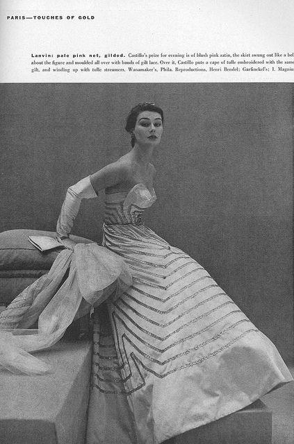 Dior, September 1951