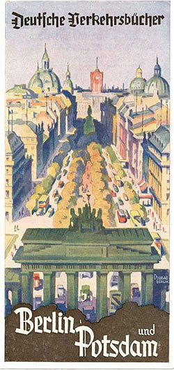 Berlin und Potsdam Dzubas 1932
