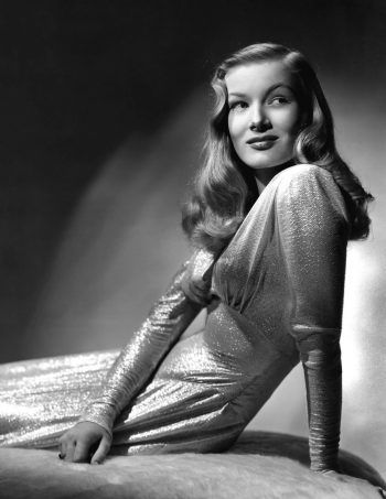 Veronica Lake sizzles in 'This Gun For Hire'. 1942