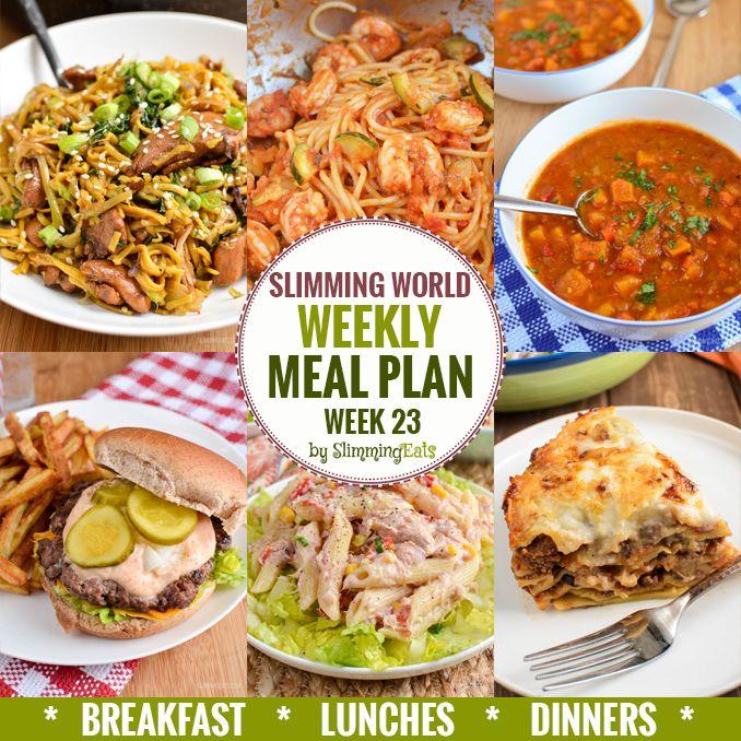 25 Best Ideas About Slimming World Plan On Pinterest