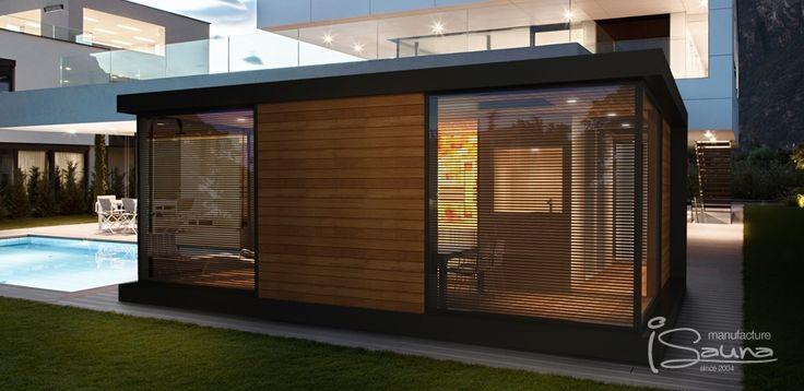 Monaco – Luxury Sauna House to cater for all needs of family wellness. Monaco…