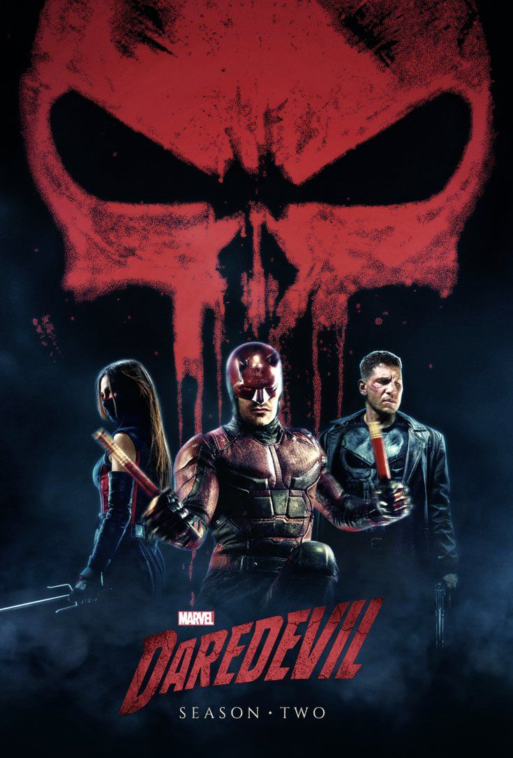 Daredevil Season 2 - Poster by CAMW1N on DeviantArt