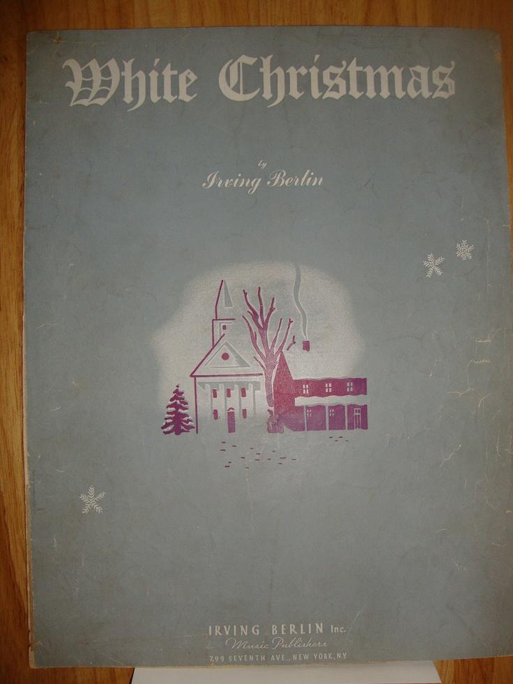 white christmas 1942 holiday inn version