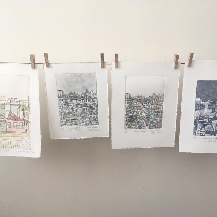 """94 Likes, 3 Comments - Beau Est Mien (@beauestmien) on Instagram: """"Looks like Magali is missing France! We have a charming series of brand new original prints…"""""""