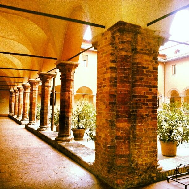Oratorio di S.Francesco #lugo #romagna #racineravenna  Photo by gloriafoto