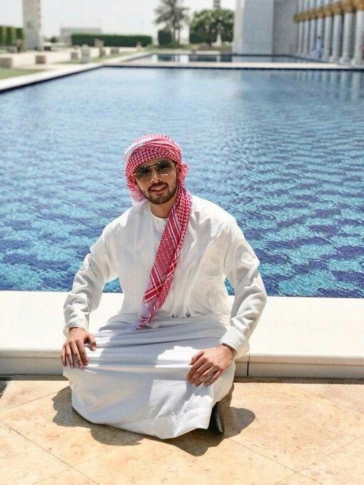 Armaan in Abu Dhabi WALLAH WALLAH
