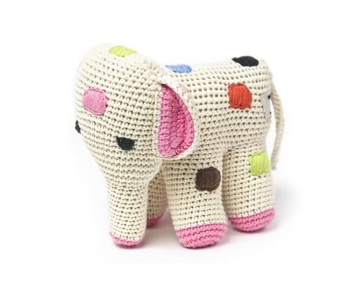 cute: Anne Claire Petite, Polka Dots, Crochet Animal, Crochet Elephants, Toys, Baby, Ellie Phant, Anneclair Petite, Crafts