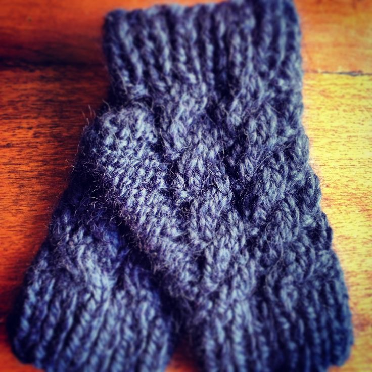 Mittens for Melbs