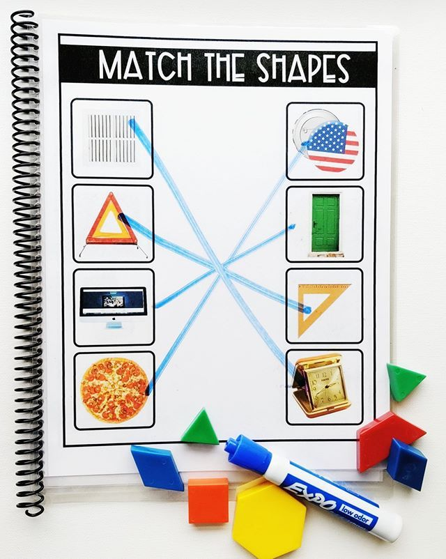 Quick Tip Laminate And Use Dry Erase Markers On Worksheets In Color To Be Able Autism Classroom Activities Life Skills Special Education Teaching Life Skills