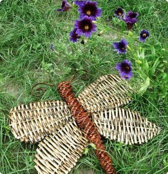 Мастер-класс Плетение Бабочка Газетное плетение Учимся вместе Бумага газетная фото 1