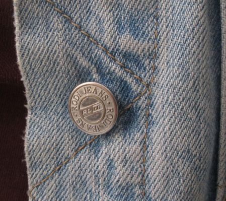 """Rodi"" Vintage Kot Ceket www.opuspocusbutik.com"