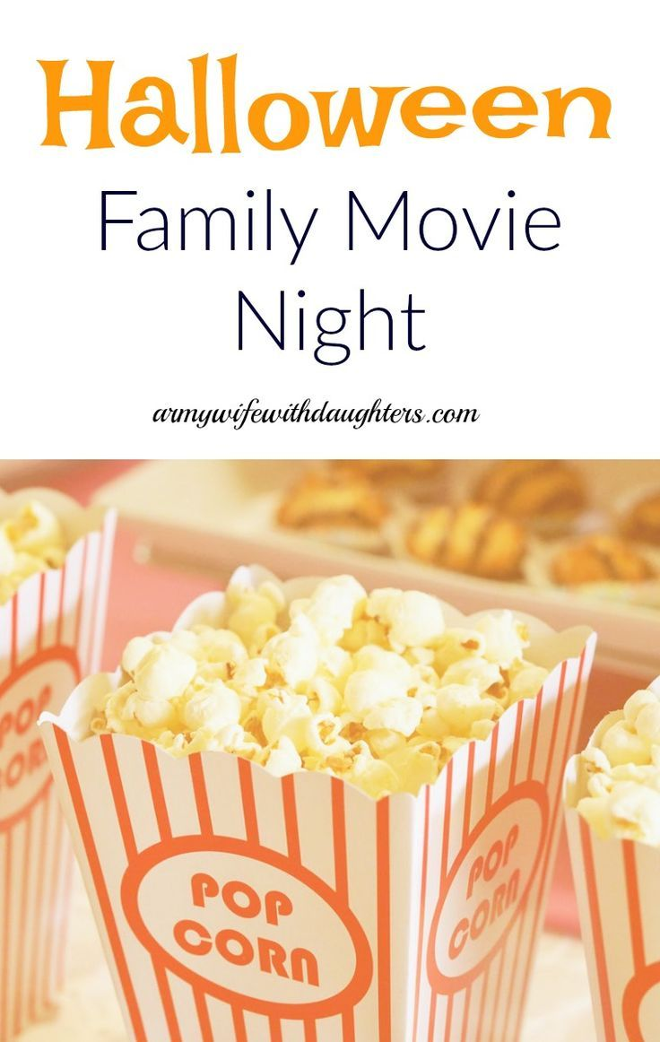 The best family movies for Halloween! #Halloween #kids #family #movies #fall #halloweenactivities