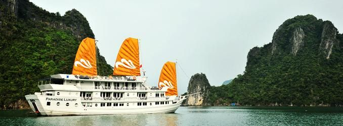 Halong Cruise | Vietnam Cruise – Official website of Paradise Cruises