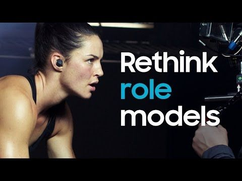 Iris Sydney. (0.40-47 sound) Samsung – Rethink Role Models: The Australian Netball Diamonds - YouTube