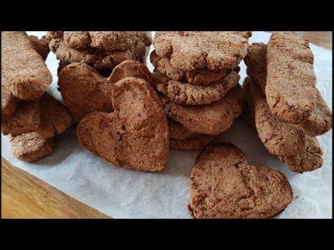 Ciasteczka bez glutenu i bez nabiału