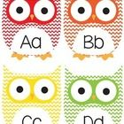 Want+a+cute+word+wall?+Why+not+decorate+it+with+really+cute+owls?+Download+it,+Print+it,+Cut+it+out,+and+Post+it!+...