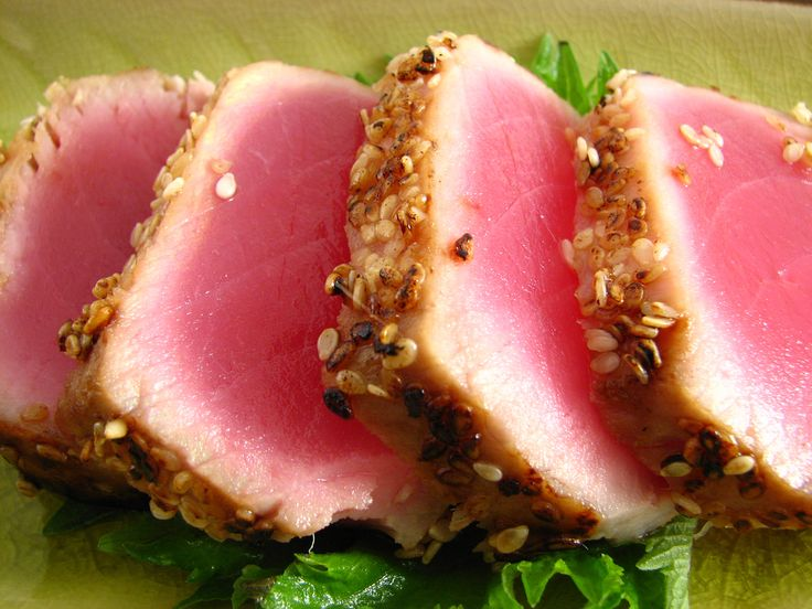 Image result for tuna close up
