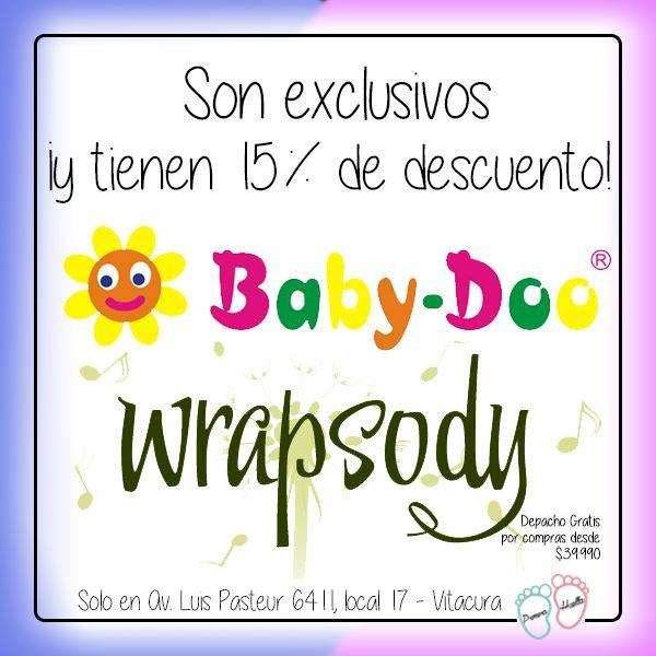 Son marcas exclusivas en Chile, y tú las podrás encontrar con 15% de descuento en nuestra tienda amiga Green Baby www.primerahuella.cl