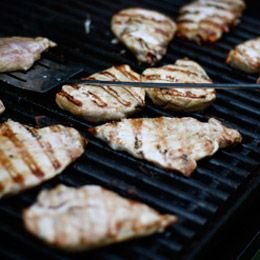 Double Delicious Grilled Chicken