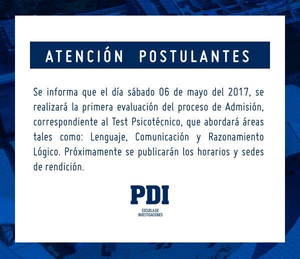 ESCIPOL - Escuela de Investigaciones Policiales de Chile