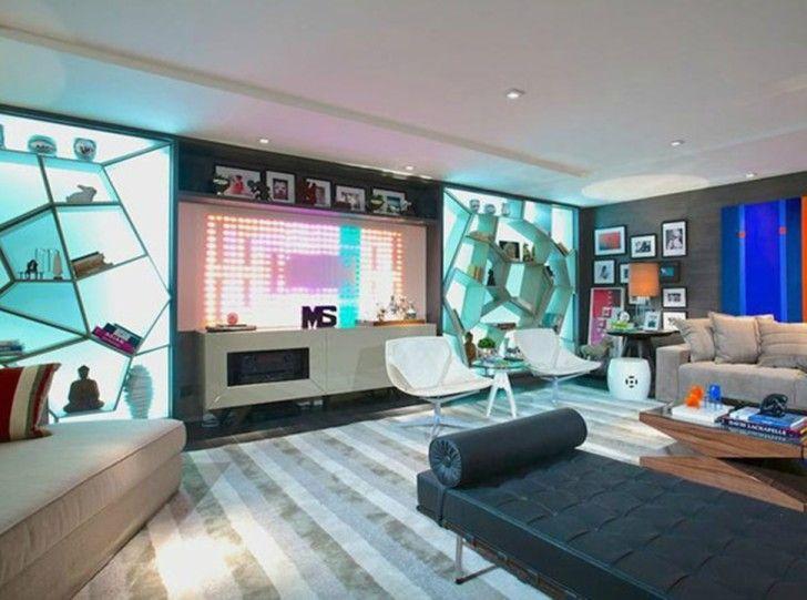 Interior:Inspiring Contemporary Approach To A Awesome Music Room Interiors Ideas By Salvio Moraes Jr. And Moacir Schmitt Jr. Of CASA Design ...