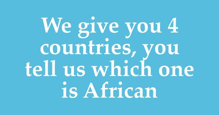 best 25 african countries quiz ideas on pinterest