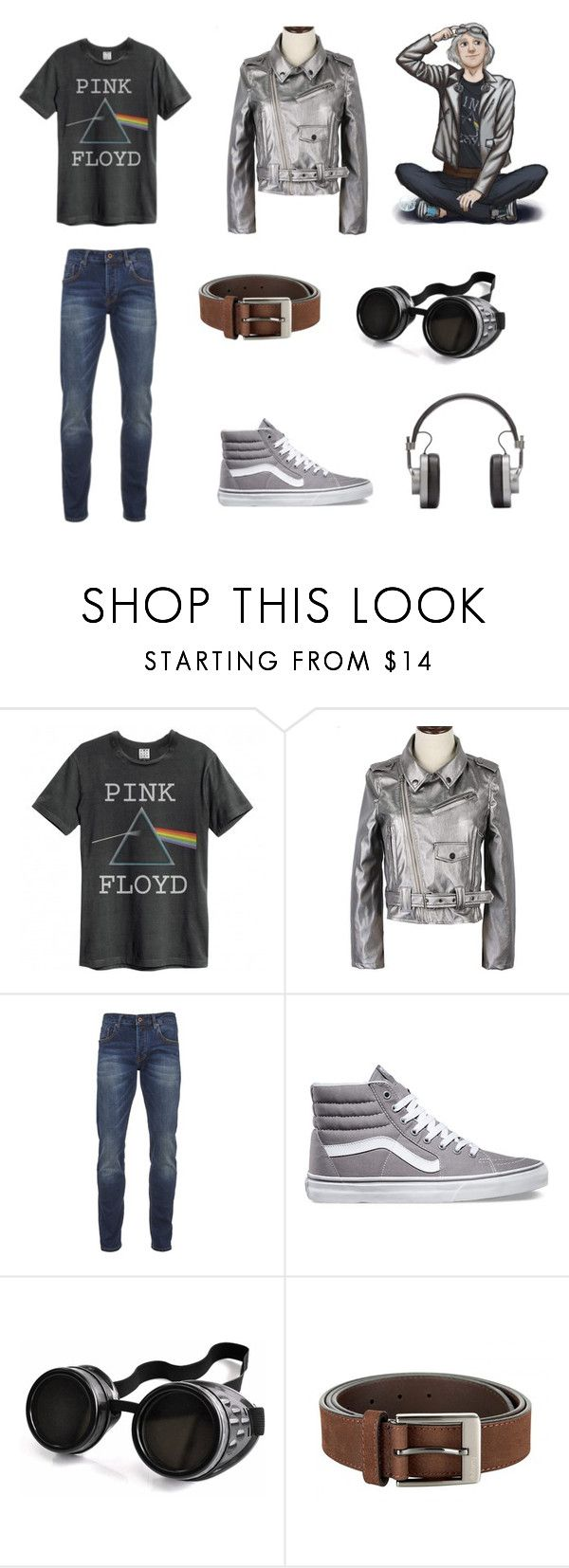 """""""Pietro (Peter) Maximoff"""" by mamarellanicole ❤ liked on Polyvore featuring Floyd, WithChic, Scotch & Soda, Vans, Poizen Industries, DUBARRY, Master & Dynamic, men's fashion and menswear"""