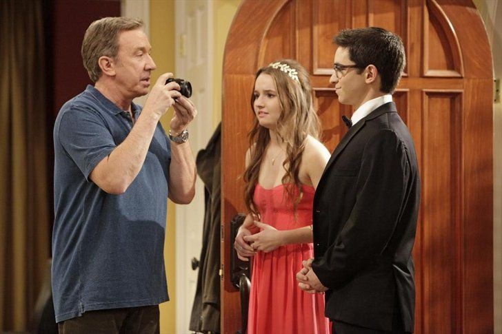 Pin for Later: All the Shows That Were Renewed This Season Last Man Standing