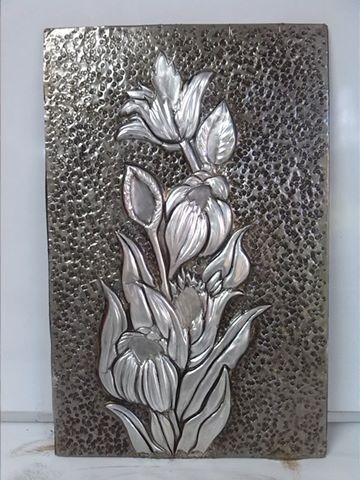 Embossing Stamp Metal Tin Foil Art Crafts Margarita Air Dry Clay Ganesha Projects Polymer Jewelry