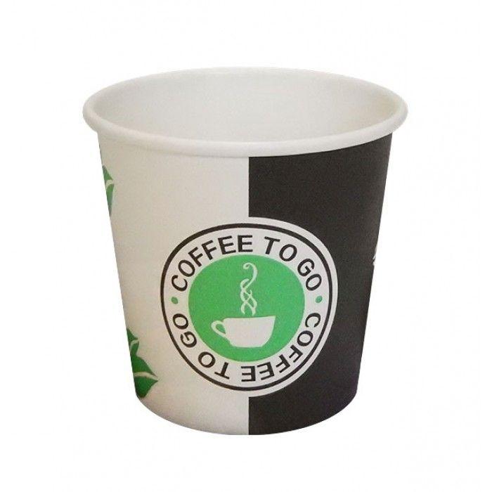 Ποτήρι χάρτινο ελληνικού καφέ μιας χρήσης 4oz   Εφοδιαστική