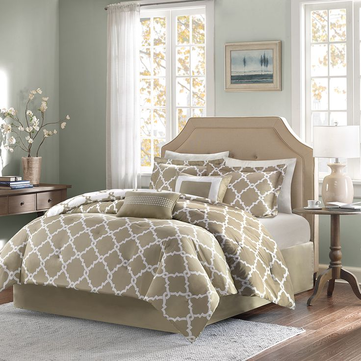 Merrit 5PC Comforter Set (4 color choices) $39.99