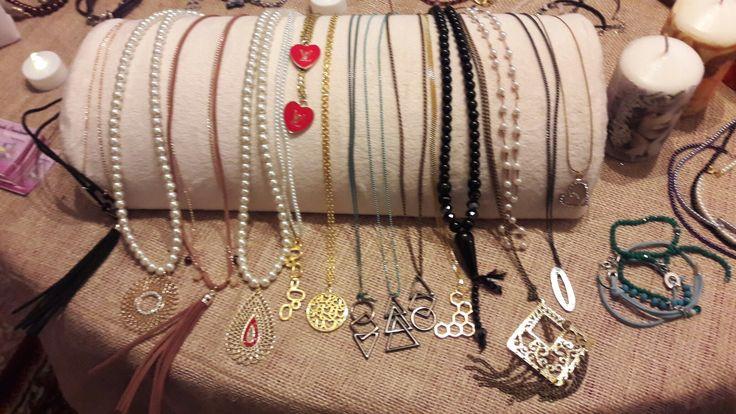 New jewellery!!