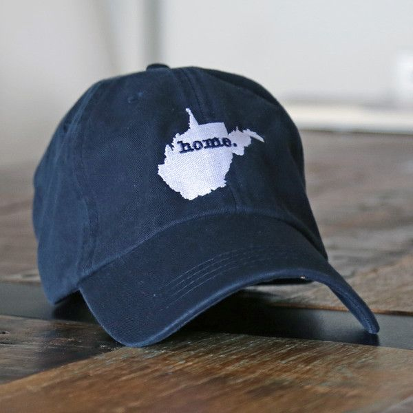 The West Virginia Home Hat is a great way to show off your state pride, while also helping raise money for multiple sclerosis research. It's a low profile, unst