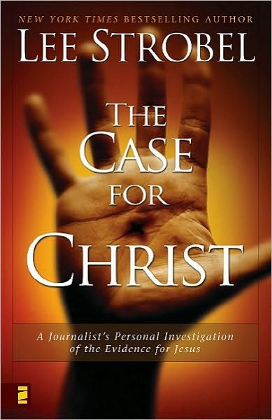 """The Case for Christ- great apologetic.  Other """"Case for..."""" books by Lee Strobel are good as well, i.e. The Case for Faith, The Case for Creation."""