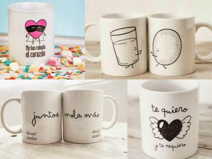 187 best muelitas images on pinterest personalized cups - Como decorar una taza ...