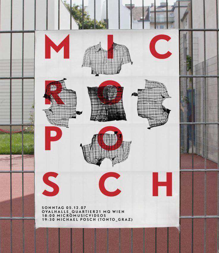 Micro Posch - SEITE ZWEI - Bureau für Design
