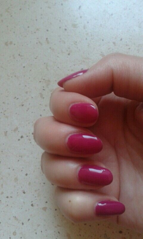 #semilac #purplediamond #semilac011