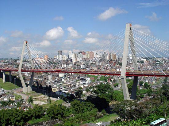 Viaducto g - César Gaviria Trujillo Viaduct - Colombia