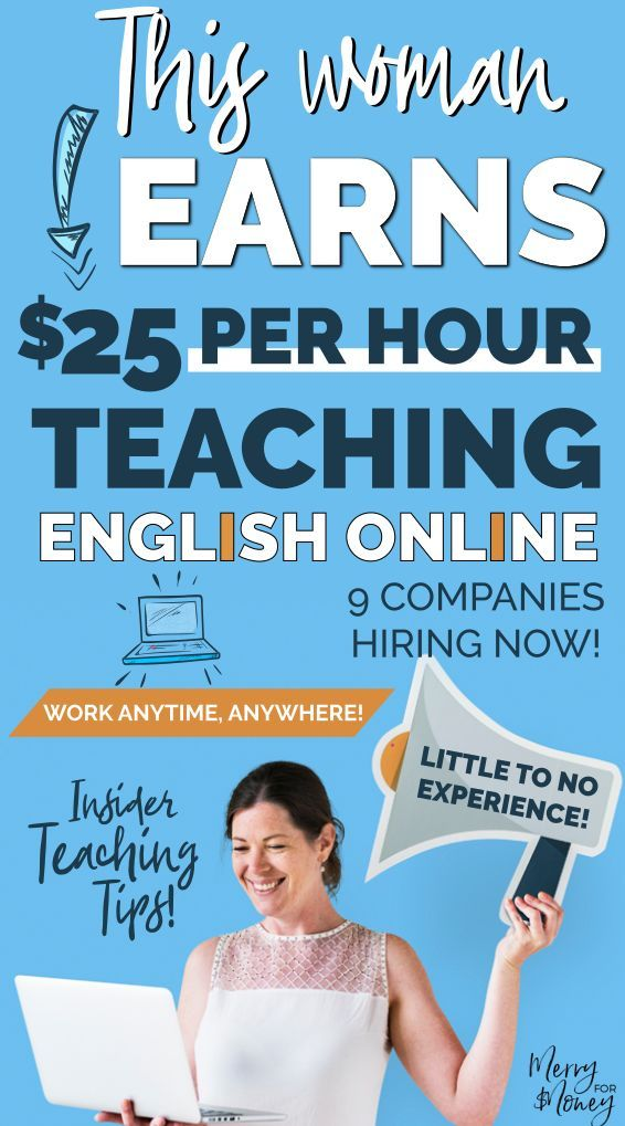 How To Make Money Teaching English Online From Anywhere