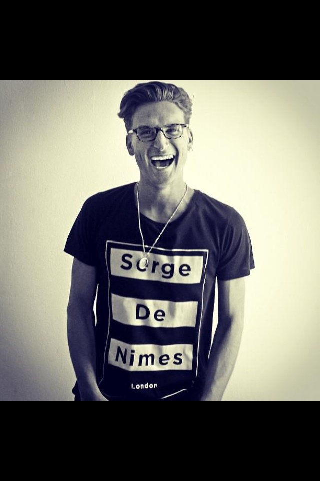 Oliver Proudlock...just can't put my finger on what I like about him, but I really do!